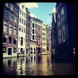 June- Amsterdam
